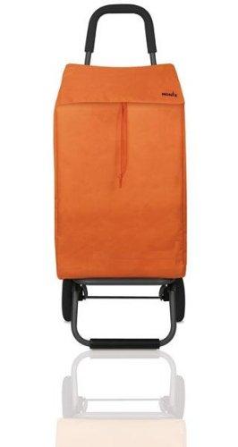 Monix 988701 - Carro compra, 2 Shop Classic, 35 L, bolsa interior para