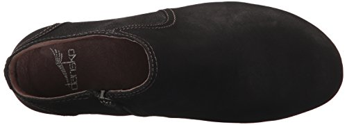 clearance huge surprise Dansko Women's Susan Ankle Bootie Black Nubuck outlet new styles fast delivery cheap online sUzXka