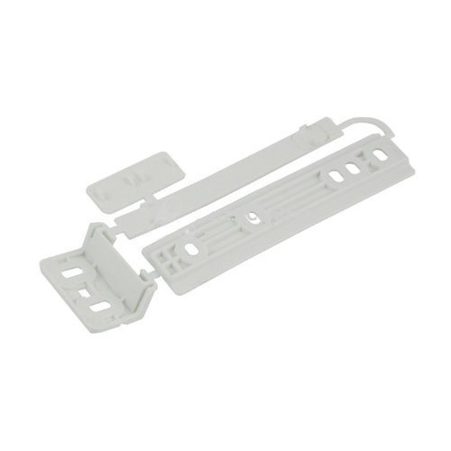 Electrolux Integrated Fridge & Freezer Door Plastic Mounting Bracket Fixing Slide Kit B00C5AFULM