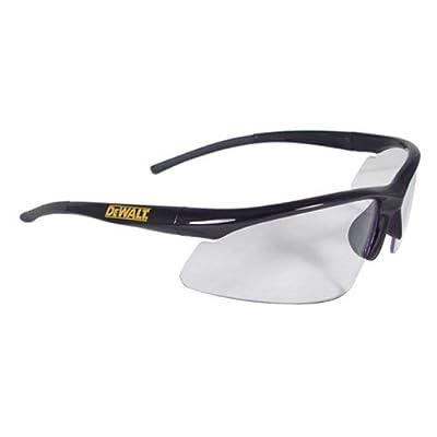 Dewalt DPG51-1C Radius Clear 10 Base Curve Lens Protective Safety Glasses