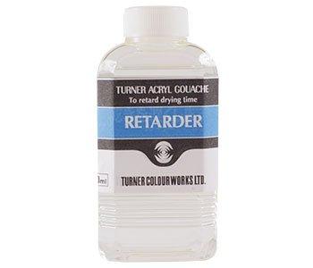 Turner Acryl Gouache - 160 ml Bottle - Retarder