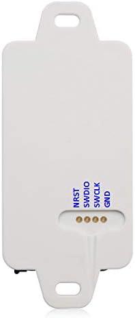 laimoere 10-teilige Temperatursensoren 50 mm Schutzgeh/äuse Edelstahlgeh/äuse PT100 DS18B20 6