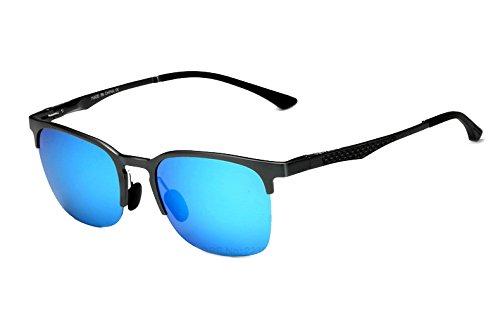 VEITHDIA deportes gafas de sol polarizadas para hombres o mujeres, protección UV400 Unbreakable – Gafas