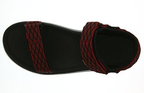 Teva float De 554 Universal Rouge Sandales Terra Homme Sport M's SPnqwS7vRW