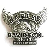 Legendary Harley Davidson Belt Buckle