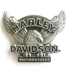 Harley Belt Buckles (Legendary Harley Davidson Belt)