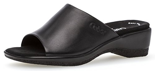 Caviglia Aperte Nero sulla Donna Gabor 7EOFqwx7
