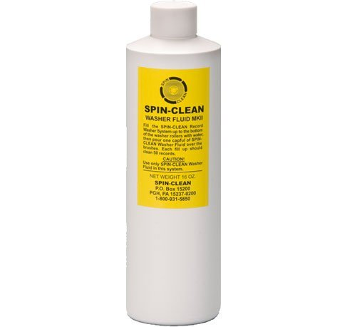 Price comparison product image Spin Clean Wash Fluid 16 Ounces