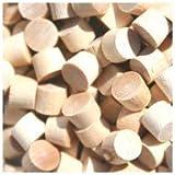 WIDGETCO 5/16'' Maple Wood Plugs, End Grain