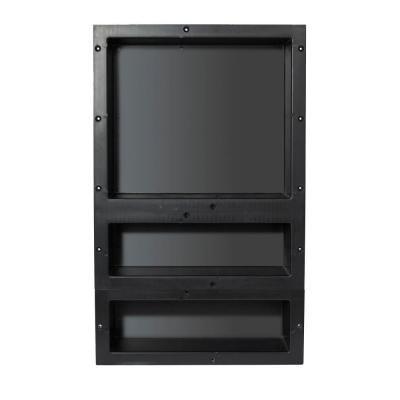 American Standard 754967-206 Redi Niche Triple Recessed Shelf