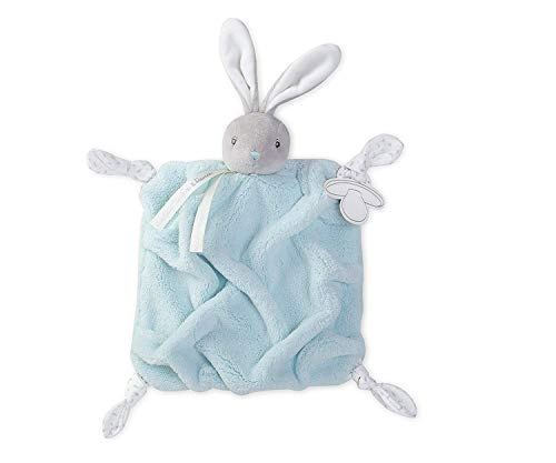 Kaloo Plume Doudou Rabbit - Aqua ()