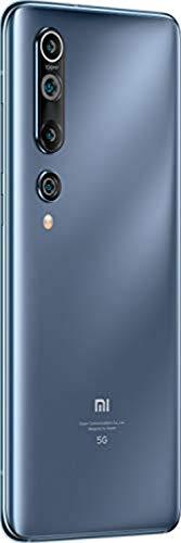 Mi 10 (Twilight Grey, 8GB RAM, 128GB Storage) - 108MP Quad Camera, SD 865 Processor, 5G Ready Discounts Junction