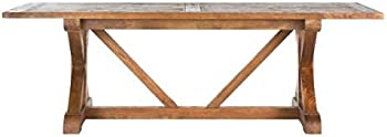 Home Decorators Collection Cane Bark Rectangular Dining Table