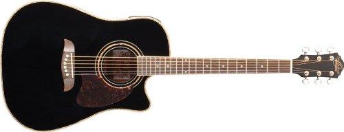 Oscar Schmidt OG2CEB Dreadnought Acoustic Electric Guitar