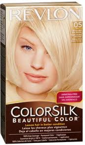 Revlon Colorsilk Permanent Color Ultra Light Ash Blonde 05 by Revlon