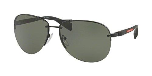 Prada Linea Rossa Men's PS 56MS Sunglasses 65mm ()