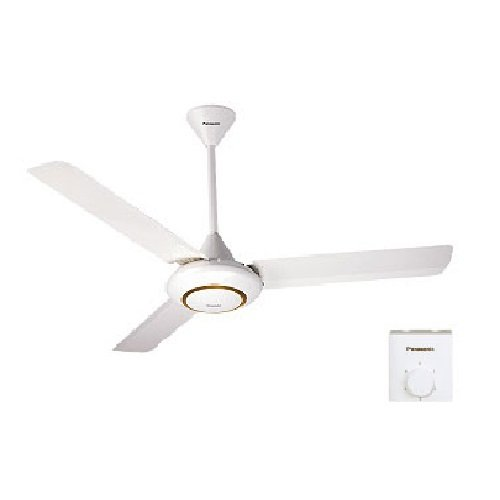 Panasonic F-56MZ2 56-Inch Compact Ceiling Fan, 220 to 240-volt