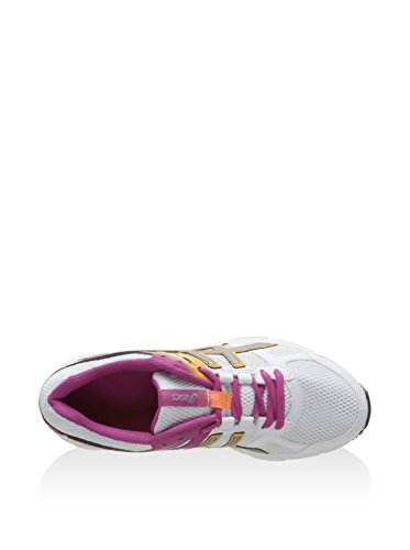 ASICS Running-Shoes Gel-Essent 2 WHITE/SILVER/HOT PINK EU 37.5