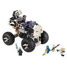 Lego Ninjago Skull Truck 2506 by LEGO