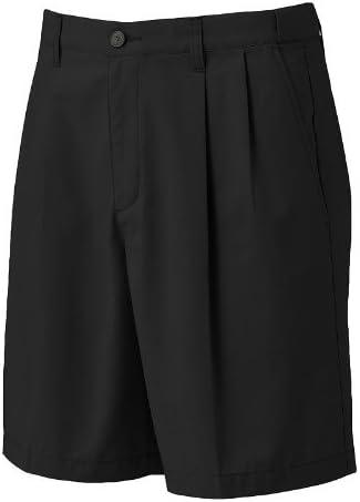 Croft & Barrow Easy-Care Comfort Waist Pleated Shorts - Men
