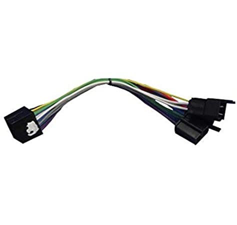 [DIAGRAM_38ZD]  Amazon.com: Type D Harness For Delphi Stereo Fits Kenworth/Peterbilt:  Automotive | Delphi Radio Wiring Diagram Kenworth |  | Amazon.com