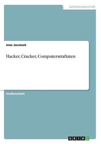 Download Hacker, Cracker, Computerstraftaten (German Edition) pdf epub