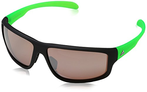 única Hombre Talla adidas Gafas Cross Negro de verde Sol 0A424 Kuma nqH7qzB