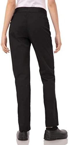 Women's Modern Fit Stretch Chef Pants