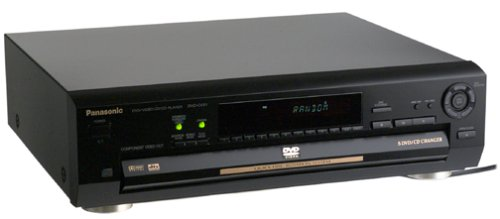 panasonic 5 cd changer - 3