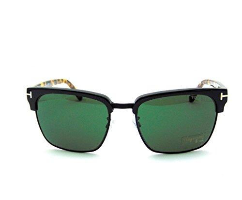 Tom Ford River Vintage Square Sunglasses (FT0367) - Clubmaster Sunglasses Tom Ford