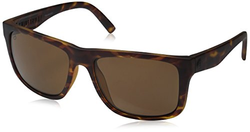 Electric Visual Swingarm XL Matte Tortoise/OHM Polarized Bronze - Sunglasses Ohm Electric