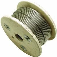 Atlantis Rail System C09784100 RailEasy Cable For Railing - 100' Roll - Stainless System