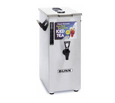 Bunn Square Style Iced Tea Coffee Dispensers -TD4T-0005 by Bunn