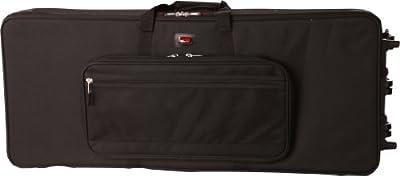 Gator GK Semi-Rigid Keyboard Case - 88-Key Slim Xtra Long by Gator