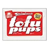 Light Life Foods Original Tofu Pup, 12 Ounce -- 12 per case.