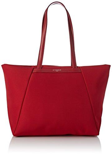 Noemie Mujer Le Shoppers de Amour Tanneur hombro Tnao1070 Rojo y bolsos BwqFR