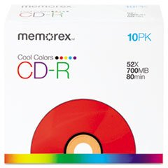 Memorex CD-R Recordable Disc by Honeywell
