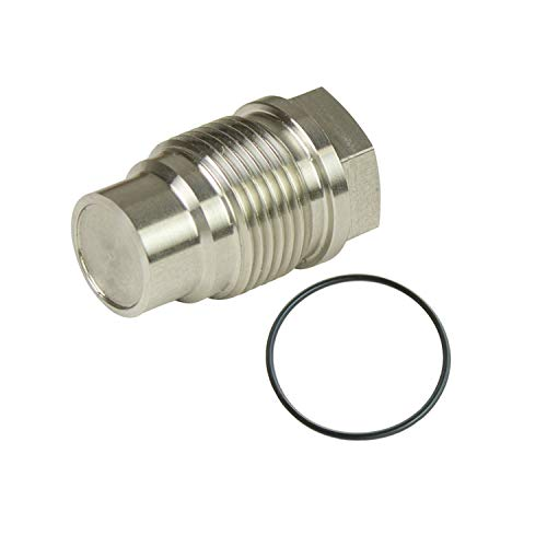- BD Diesel 1050071 Common Rail Fuel Plug