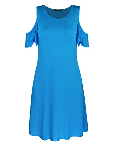 Robe OUGES Robe Robe Bleu Bleu OUGES OUGES Robe Femme Bleu Femme Femme Femme Bleu OUGES AzwUaxfqx