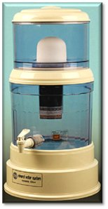 Adya Water Filtration Unit With FREE 32 oz. Adya Clarity