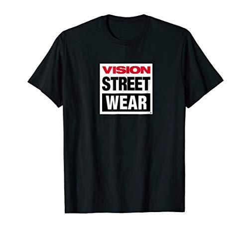 Vision Street Wear Block Logo Short Sleeve Tee