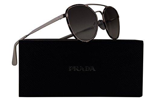 Prada PR63TS Sunglasses Spotted Brown w/Grey Gradient Lens 55mm UAO0A7 SPR63T PR 63TS SPR - 62ss Pr