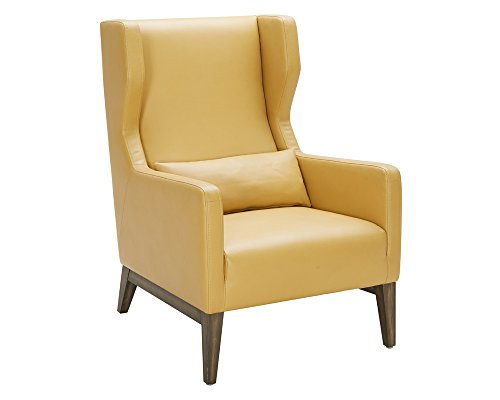 Amazon.com: sunpan 5west Messina silla de brazo de piel ...