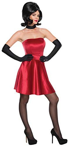 Rubie's 810786-STD Women's Minions Scarlet Overkill Costume, Large]()