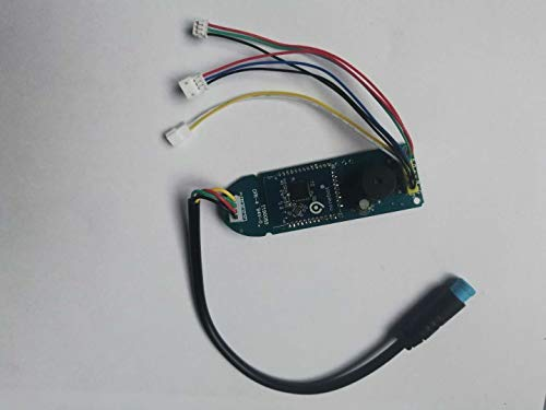 Circuit Board and Dashboard Cover Replacement for Xiaomi MIJIA M365 Electric Scooter by CMRY (Image #1)