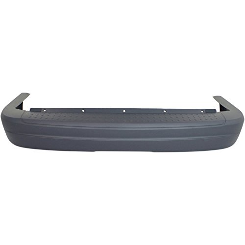 CAPA Certified Rear BUMPER COVER Textured for 2004-2006 Dodge - Bumper Durango Dodge Cover