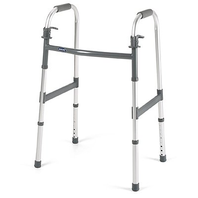 Dual-Release Adult Walker by Invacare