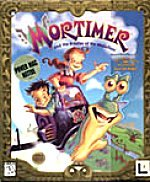 Mortimer and the Riddles of the Medallion (Macintosh)
