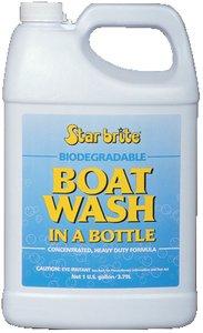 Star Brite Boat Wash In A Bottle 1 Gallon