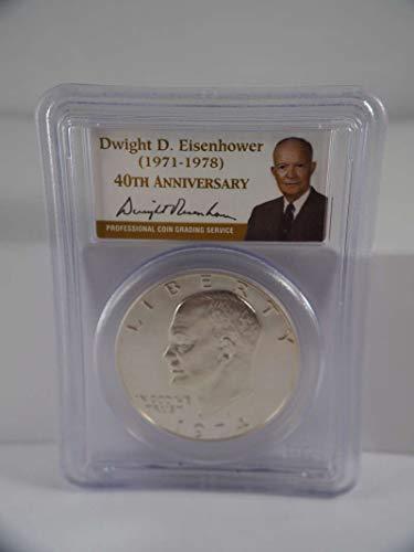 1974 S Eisenhower Dollar Dollars PR69 PCGS